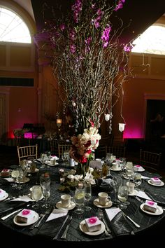 tables at The Riverview. Photo by Brian Ambrose Photography