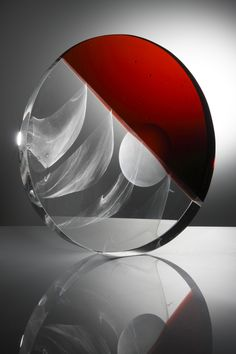 "*Art Glass - ""Obscure Clarity"" by Fiaz Elson"