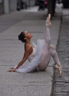 Misty Copeland. The first black soloist for ABT (American Ballet Theater).