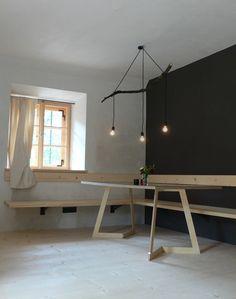 Nils Holger Moormann | Bergebude: Bildergalerie - Haus berge, Aschau im Chiemgau