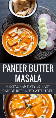 restaurant style paneer butter masala recipe with video and step by step photos an easy, quick and delicious recipe of paneer butter masala. within minutes you can prepare this restaurant style paneer butter masala at home. Curry Recipes, Veggie Recipes, Indian Food Recipes, Cooking Recipes, Healthy Recipes, Chicken Recipes, Recipes With Paneer, Indian Vegetarian Recipes, Indian Paneer Recipes