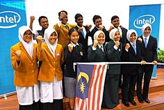 Intel to send 12 Malaysian students to ISEF 2015 in the US