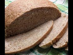 Πως να φτιάξετε με επιτυχία ψωμί με προζύμι - YouTube Bread Recipes, Youtube, Food, Essen, Bakery Recipes, Meals, Youtubers, Yemek, Eten