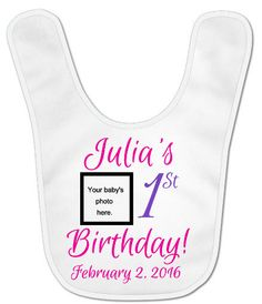 Newborn baby photo cross baptism christening birth announcement personalized baby gift photo bib first birthday gift bib baptism gift bib or christening gift bib negle Image collections
