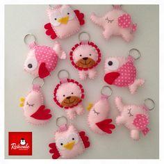 Fish | Lion | Elephant | Bird | Reikoale Felt Crafts