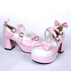 Sweet Lolita Shoes