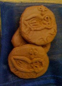 Athenian coins craft--Ancient Greek history for kids