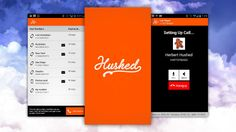 Hushed for Android/iPhone Generates Throw-Away Phone Numbers for Private Calls in Over 40 Countries