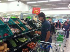 Raf shopping @dmc