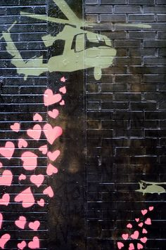 Street Art - New York (drop that love boyyyy)