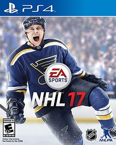 Discounted NHL 17 - PlayStation 4