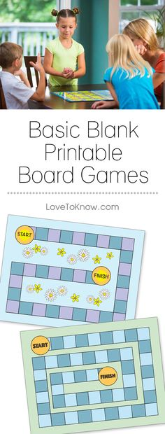 32 Trendy Math Board Games For Kids Free Printable Reading Games For Kids, Free Games For Kids, Water Games For Kids, Games For Toddlers, Games For Teens, Free Board Games, Board Games For Couples, Math Board Games, Printable Board Games