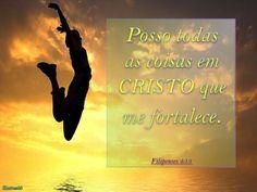 CRISTO ME FORTALECE - FILIPENSES 4:13