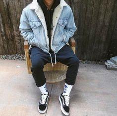 Vans Old Skool Outfits (Men)