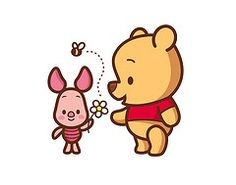 Piglet & Pooh by???