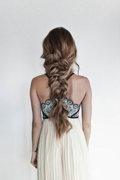 Pretty Little Details - Winnipeg Fashion and Lifestyle Blog: 10 AMAZING braided hair tutorials!