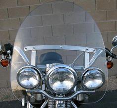 Harley-Davidson Softail Windshields 2015