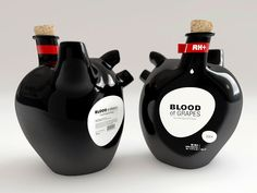 Blood Of Grapes (Concept) on Packaging of the World - Creative Package Design Gallery