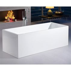 Badekar Bathlife Monte 1710 - Badekar - Baderom - Bygghjemme.no