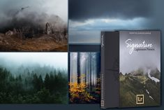 FREE Dark & Moody Lightroom Presets by Northlandscapes What Is Lightroom, Lightroom Workflow, Best Free Lightroom Presets, Aerial Photography, Landscape Photography, Nature Photography, Landscape Photos, Abstract Landscape, Edit My Photo