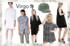 I feel like Virgos are the sign most likely to walk around with a clipboard. Look at all of these people, can't you just imagine them being in command of a clipboard, squinting at some detail on the wall before chuckling to themselves and checking a goal off their list? Organization never looked so dreamy