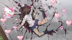 Chica Anime Manga, Anime Art, Grunge Goth, To Infinity And Beyond, Cybergoth, Photo Dump, Lucid Dreaming, Yandere, Haha Funny