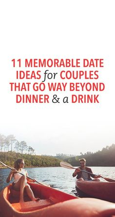 11 memorable date ideas for couples that go beyond the basic Fun Couple Activities, Sunday Activities, How To Improve Relationship, Couple Relationship, Me Against The World, Things To Do, How To Memorize Things, Rainy Day Fun, Hobbies For Couples