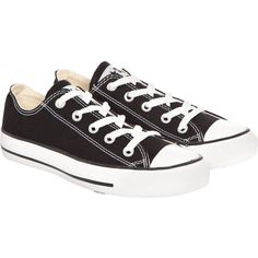 Converse Chuck Taylor All Star Plimsolls (675 ZAR) ❤ liked on Polyvore featuring shoes, sneakers, converse, sapatos, chaussures, lacing sneakers, plimsoll sneaker, converse shoes, canvas sneakers and retro high top sneakers