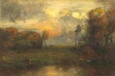 Tonalist Landscapes: Paintings by John Francis Murphy