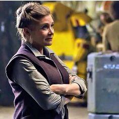 Star Wars VII / Leia Skywalker