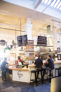 Wexler's Deli: A taste of New York in downtown Los Angeles.