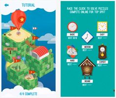Adrift: A New Puzzle-Game iPhone App from Denver's Tack Mobile - The Denver Egotist