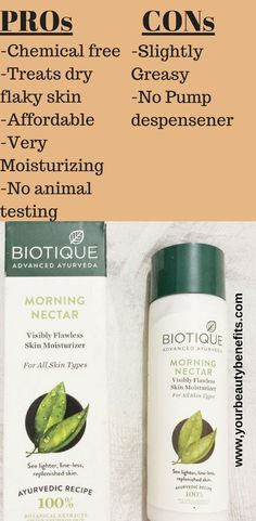 Full Product Review of Biotique Morning Nectar Visibly Flawless Skin Moisturiser on the Blog. :) #skincare #biotique #biotiquereview #flawlessskin Flaky Skin, Product Review, Flawless Skin, Moisturiser, Lotion, Skincare, Suits, Blog, Skincare Routine