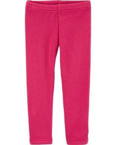 98f9304913b68 Girls 4-10 Jumping Beans® Print Full-Length Fleece Lined Leggings in ...