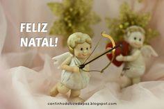 FELIZ NATAL! Muita Paz, Amor e Alegria!