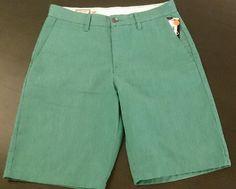 Volcom Stone Frickin Modern Chino Teal Green Mens Walkshorts Casual Shorts Sz 30 #Volcom #CasualShorts #ebay #shorts #deals #fashion #skate #chino #khakis #ebaydeals