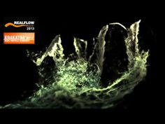 Realflow 2013, Krakatoa MY v02 Shadow/Shader - YouTube