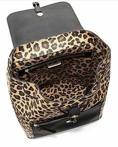 Tory Burch Kerrington Leopard-Print Backpack, Ocelot/Black - See more at: http://jewelry.florentt.com/jewelry/tory-burch-kerrington-leopardprint-backpack-ocelotblack-com/