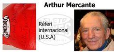 Боксерские перчатки Cleto Reyes подписанные Артуром Мерканте.