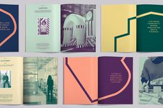 Logo, business cards, posters and tote bags designed by dn&co. for Broadgate, London