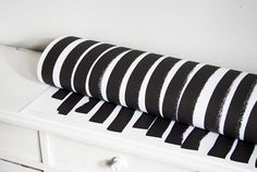 WRAPPING PAPER no.03 - lines black Striped Pants, Wraps, Paper, Wrapping, Black, Fashion, Stripped Pants, Coats, Moda