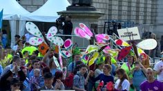 IRELAND:  #Disability Pride:  Hundreds gather for #Belfast carnival event.  (BBC, 9/20/14)  #Advocacy  #DisabilityPride