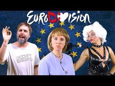 The EuroDiVision Contest - feat. Merkel, Žižek & IMF [RAP NEWS 31] - YouTube