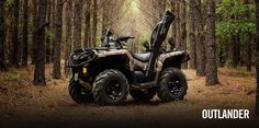 New 2017 Can-Am Outlander™ Mossy Oak Hunting Edition 1000R ATVs For Sale in New York. OUR MOST POWERFUL HUNTING PACKAGE Call or Email for 2017 Pricing! Combine Mossy Oak's Break-Up Country pattern with factory-installed hunting accessories and the power of the Rotax® 1000R engine and you get the ultimate hunting package.