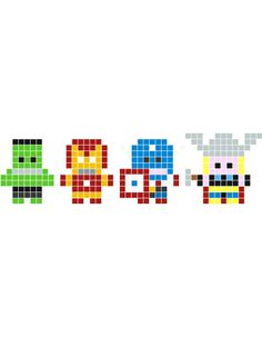 pixel art 5x5