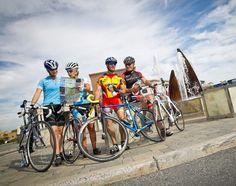 Cyclotourisme en Montérégie, secteur Rive-Sud