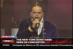 The New York Band Hara Serie De Conciertos