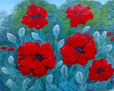 Poppies 2012 (SOLD)