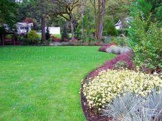 Malone Landscaping Project - contemporary - landscape - portland - Lewis Landscape Services, Inc.
