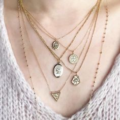 Vale Jewelry Starlight, Protection, Rising Phoenix, Arcadia and Vitality Pendants